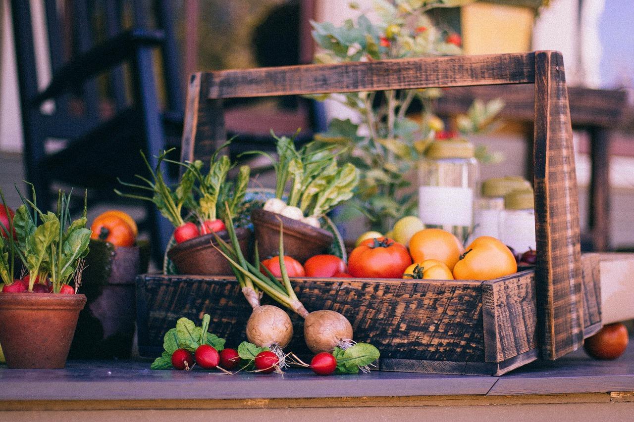 Fruits et légumes : leurs bienfaits !